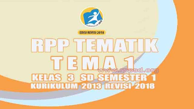 RPP Kurikulum 2013 Revisi 2018