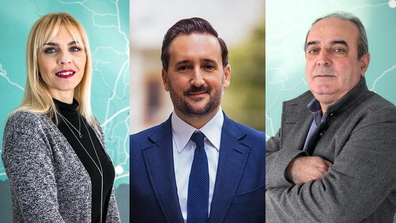 Δανιήλ και Κολγιώνης υποψήφιοι με την παράταξη Δήμος για Όλους του Γιάννη Ζαμπούκη
