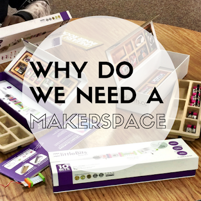 School Library Media Center Starting a Makerspace