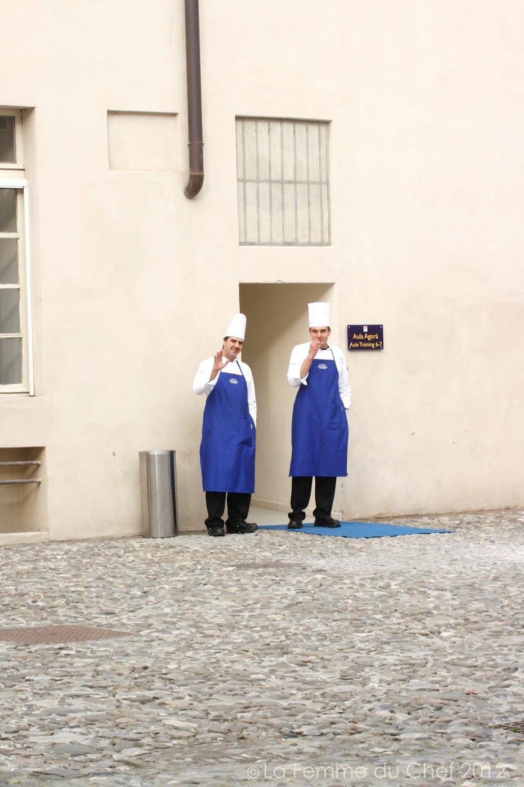 La femme du chef parma un po 39 francese molto gourmande for Sito cucina italiana