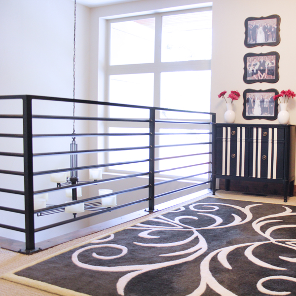 {diy with style} How to Child-Proof Horizontal Railings ...