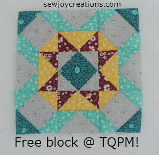 free block with signup to TQPM newsletter