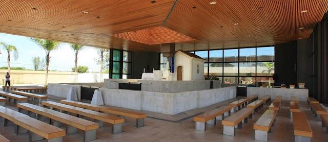 Capela das Aparições em Fátima
