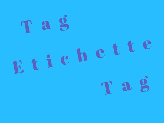 Cosa sono i tag e come usarli nei post