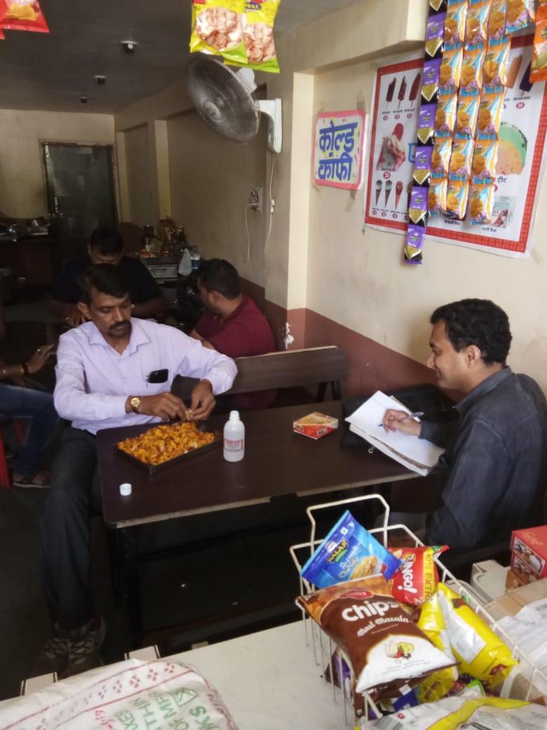 Jhabua News-खाद्य एवं औषधि विभाग द्वारा जिले में विभिन्न प्रतिष्ठानो पर निरीक्षण कर कार्यवाही की गई