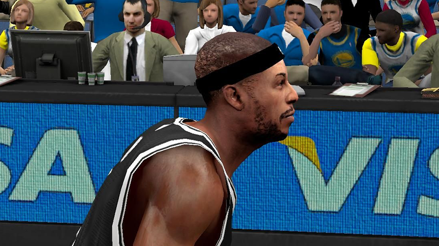Paul Pierce Next-Gen Cyberface Patch