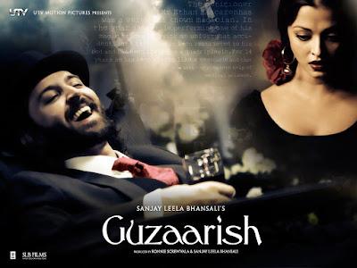 Guzaarish, Hrithik Roshan, Aishwarya Roshan