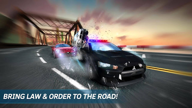 Bring law and order to the road