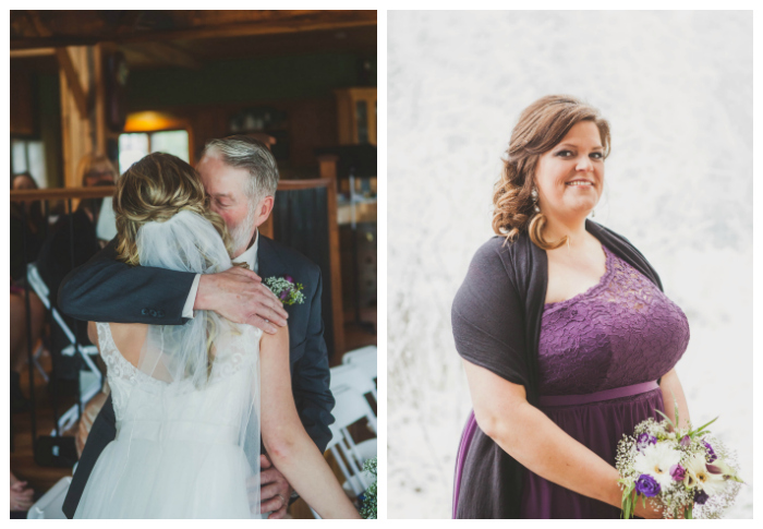 bride and bridesmaid hair photography: Kate Pennings hair: Taming Rapunzel