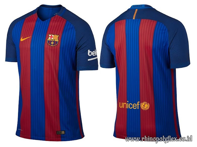 Jersey Barcelona Home 2016-2017