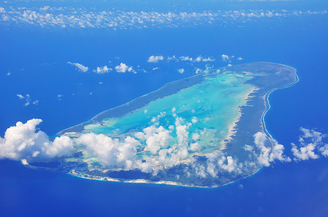 Aldabra Atoll Seychelles