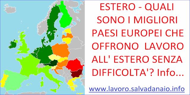 paesi-europei-lavoro-estero