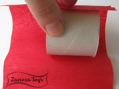Пасхальные поделки из туб от рулонов туалетной бумаги