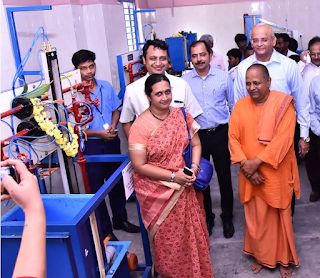 RCM East helps Ramakrishna Mission Polytechnic College