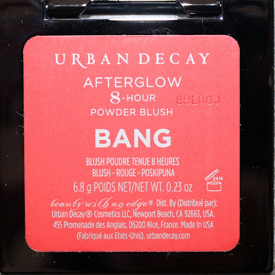 Urban Decay Afterglow 8-Hour Powder Blush in Bang