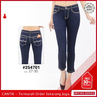 MNF369J97 Jeans 254701 Wanita Kekinia Jeans Celana terbaru 2019 BMGShop