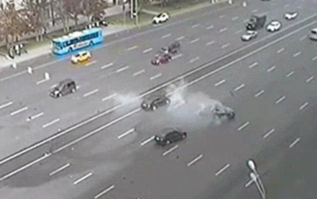 Espiões matam motorista favorito de Vladimir Putin