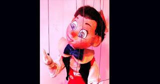PINOCHO en las Marionetas de Jaime Manzur