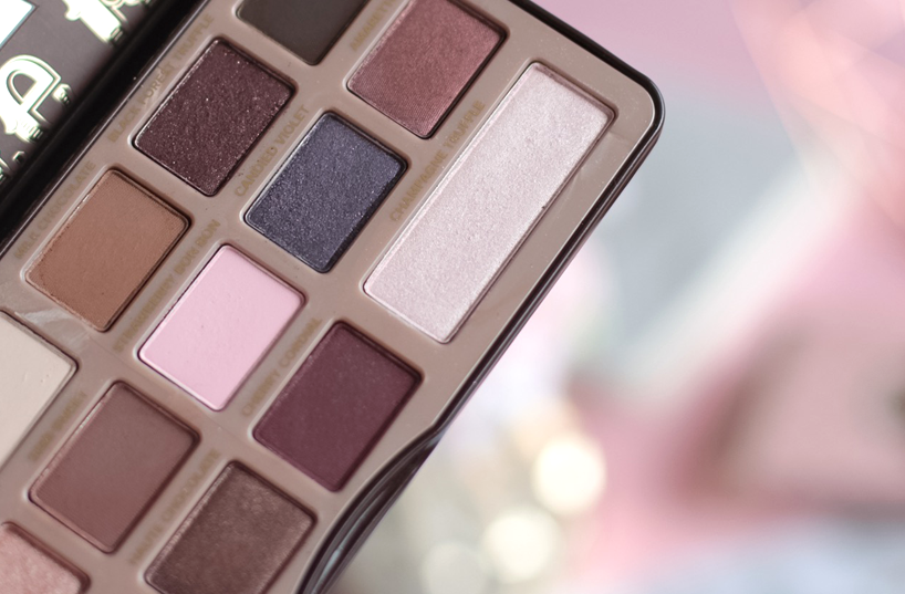 Too Faced Chocolate Bar Palette beauty makeup