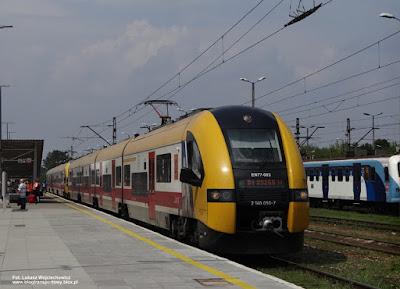 EN77, Koleje Małopolskie