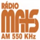 Rádio Mais AM 550 Sinop / MT