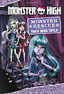 Monster High Monster Rescue: Track Down Twyla! Book Item