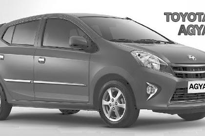 Simulasi Kredit Toyota Agya 2018 Melalui Mandiri Tunas Finance