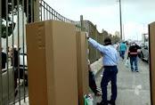 Ecuatorianos denuncian que los ataúdes de cartón no solucionan la crisis de las morgues