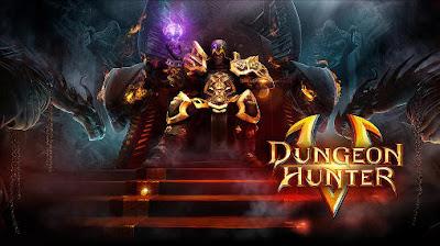 Dungeon Hunter 5 Mod Apk Unlocked