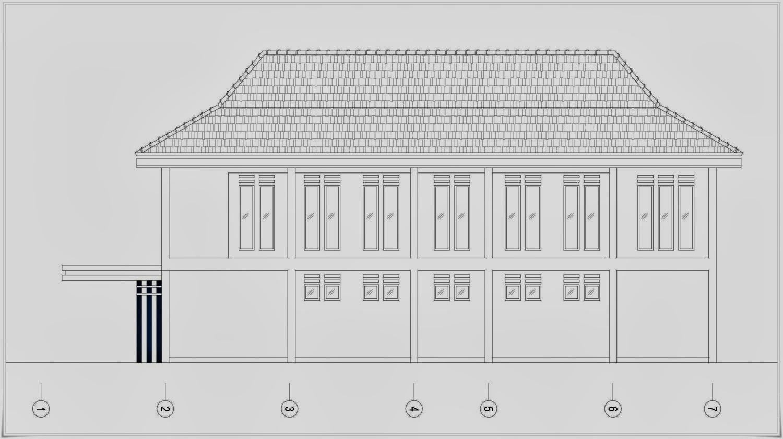 Koleksi Mewarnai Gambar Gedung Bertingkat