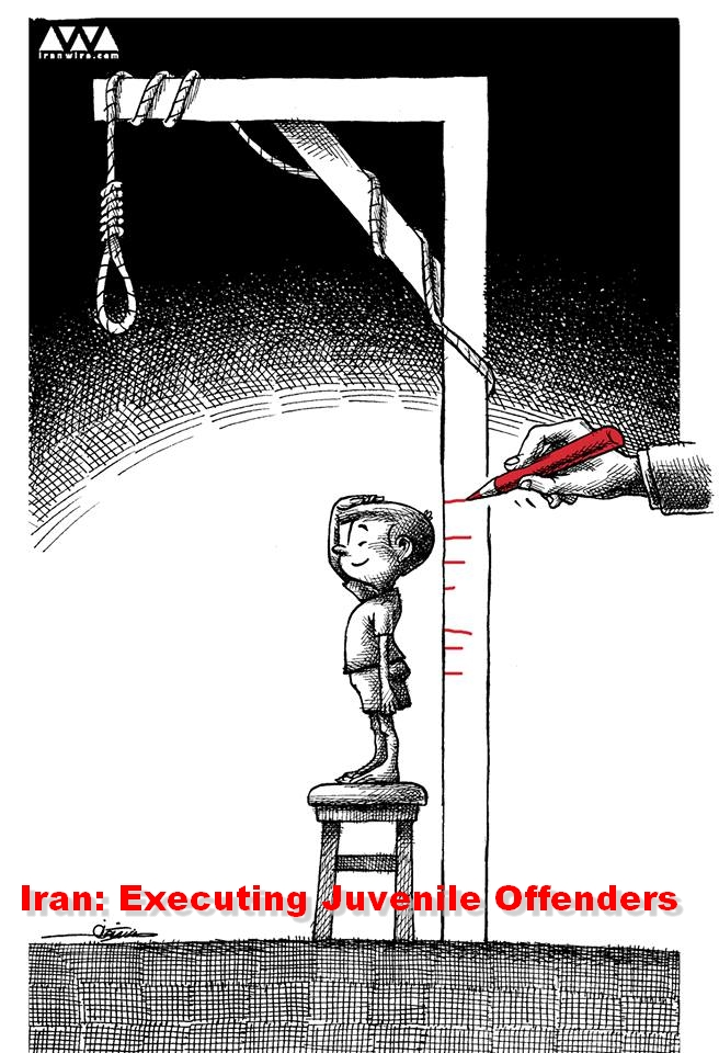 Execution of Juveniles in the U.S. and other Countries