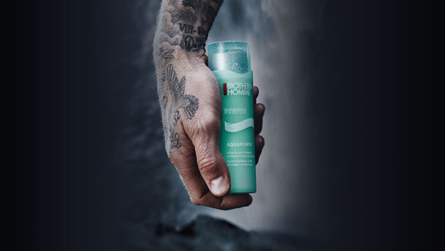 clicca qui per candidarti come tester di Biotherm Homme Aquapower Gel