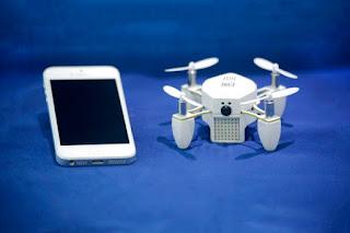 Drón drone Zano Kickstarter