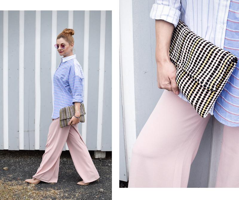 Trend Streifen, Modetrend Streifen, gestreifte Bluse, Streifen richtig kombinieren