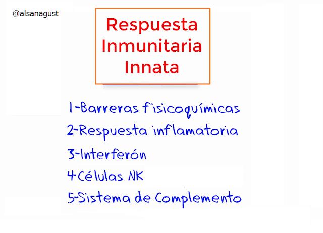 sistema inmunitario innato