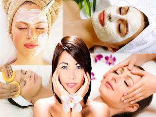 Enchaînement d'un nettoyage facial de base
