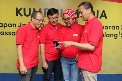 Kesiapan Jaringan Indosat Ooredoo