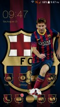 Tema Oppo Find Muse R821 Lionel Messi