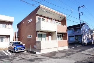 エミーユⅢ202 1K 増尾6丁目