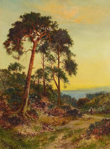 Paintings by Daniel Sherrin