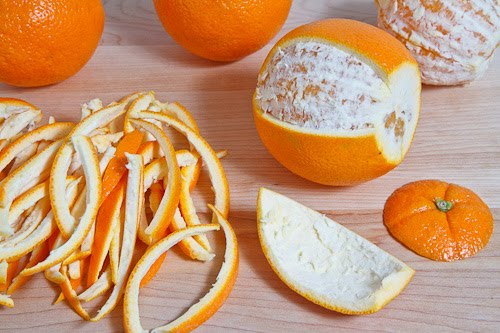 Image result for orange and peel