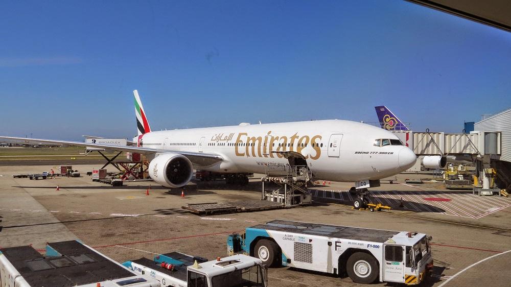 The Filipino Traveler Photo Review The Emirates Lounge