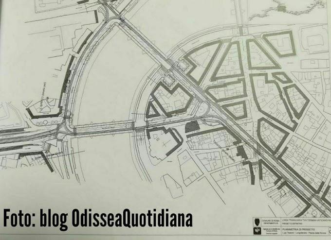 Trasporti, rinasce il progetto del tram Tva