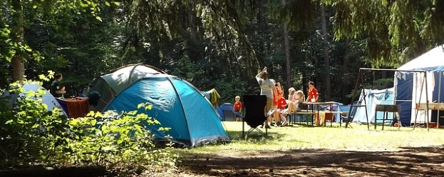 Kids, Campgrounds, and Unsupervised Play: A Parents' Guide