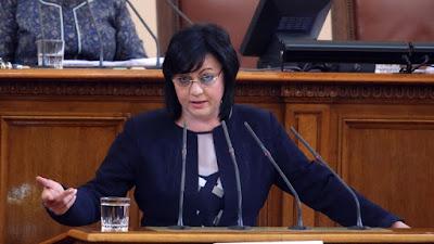 Предсрочни парламентарни избори ще има, обяви Корнелия Нинова