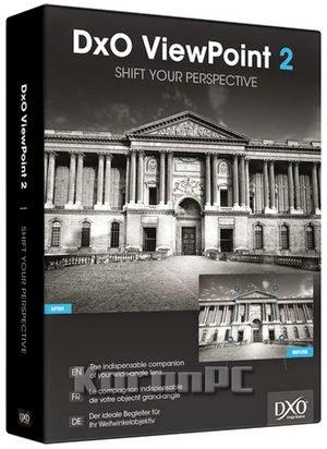 DxO ViewPoint 2.5.3.44 + Free