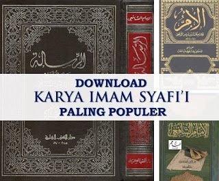Download Kitab Imam Syafi'i Yang Paling Terkenal