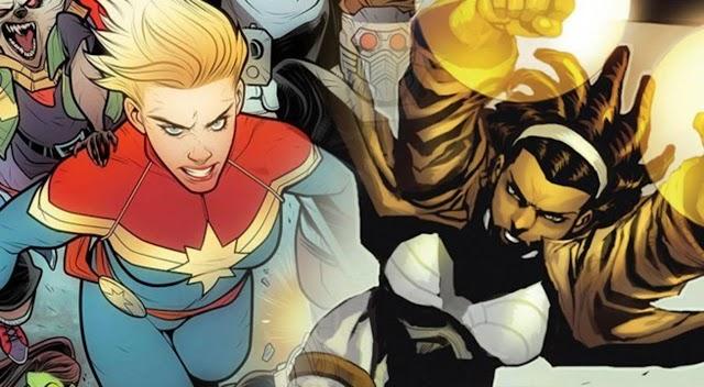 Analisis Tentang kemunculan Superhero Spectrum di Film Captain Marvel