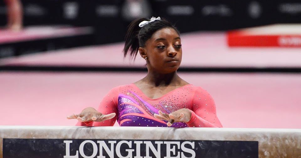 Simone Biles To Take A Break From Gymnastics At Least ...