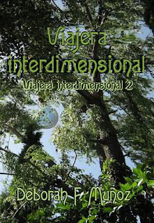 portada de la primera edición de Viajera interdimensional
